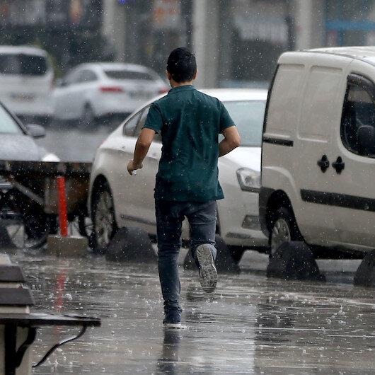Meteorolojiden 9 ile yağış uyarısı