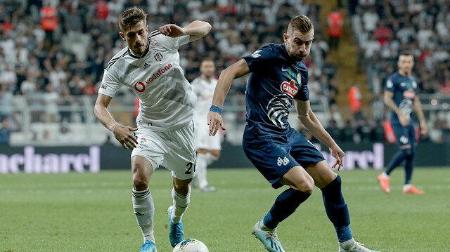 Beşiktaş-Çaykur Rizespor: 1-1