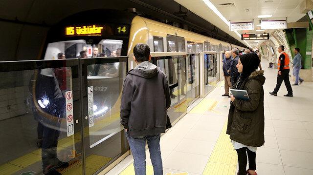 Sürücüsüz metroya milli çözüm