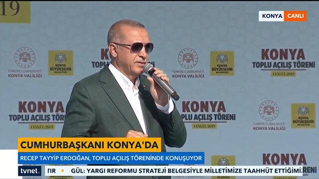 Cumhurbaşkanı Erdoğandan çiftçiye müjde