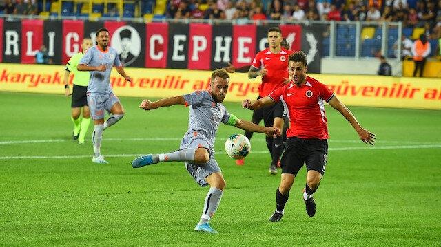 Gençlerbirliği - Medipol Başakşehir: 1-2