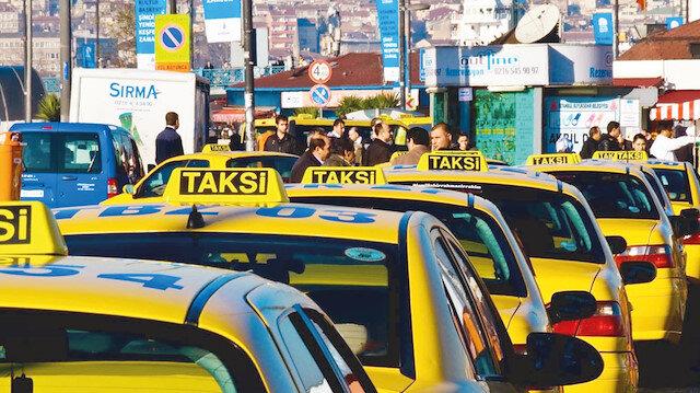 Taksilerde zamlı tarife başladı