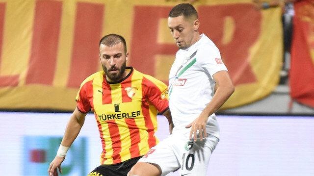 Göztepe-Yukatel Denizlispor: 0-0
