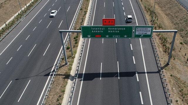 Bakan Turhan son rakamı açıkladı: 2,5 milyon araç kullandı