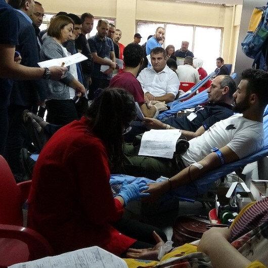 Ardahanlılar lösemi hastaları için seferber oldu