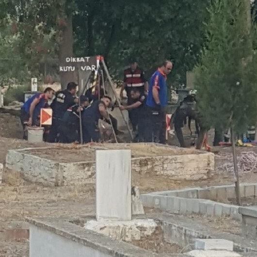 Mezarlıktan gelen sesler Aydın'ı ayağa kaldırmıştı: Nedeni belli oldu