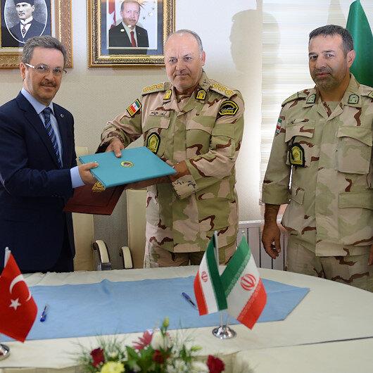 Türkiye-İran Sınır Güvenliği Toplantısının ikincisi gerçekleşti