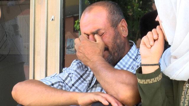 Çocuğu HDPlilerce dağa kaçırılan baba: Kendi çocuğunuz yok mu?