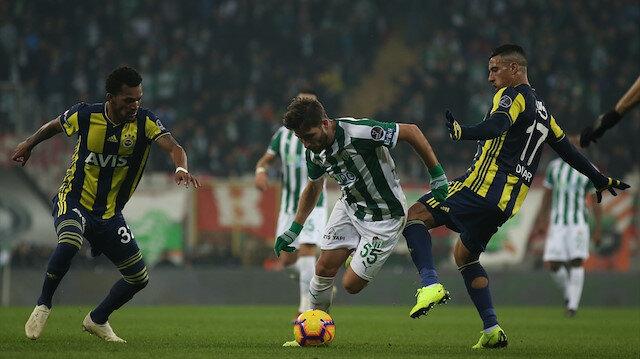 Fenerbahçe - Bursaspor ile hazırlık maçında karşılaşacak
