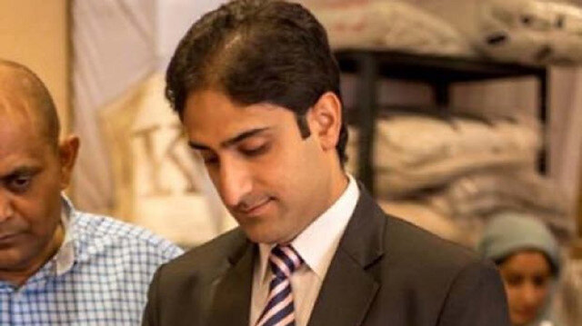 Srinigar'ın Belediye Başkanı Cüneyt Azim Mattu.
