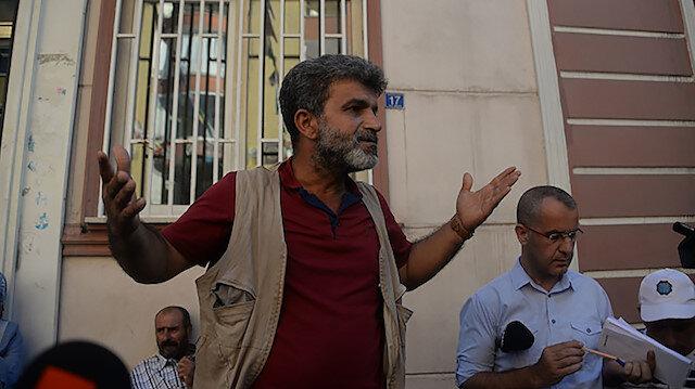 HDP önünde bu sefer baba feryadı: Ya oğlum Ya ölüm!
