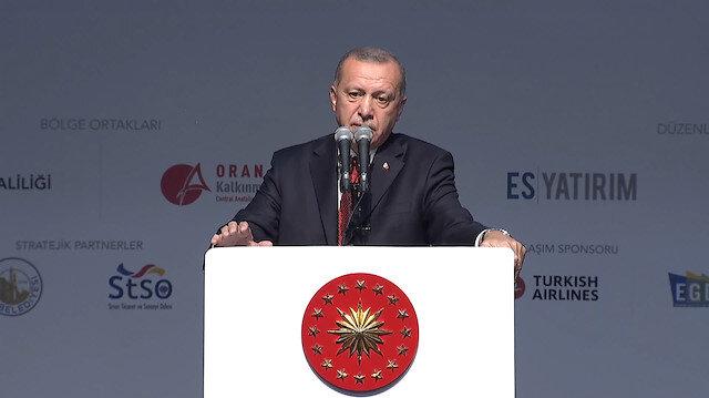 Cumhurbaşkanı Erdoğan: Benim faize alerjim var