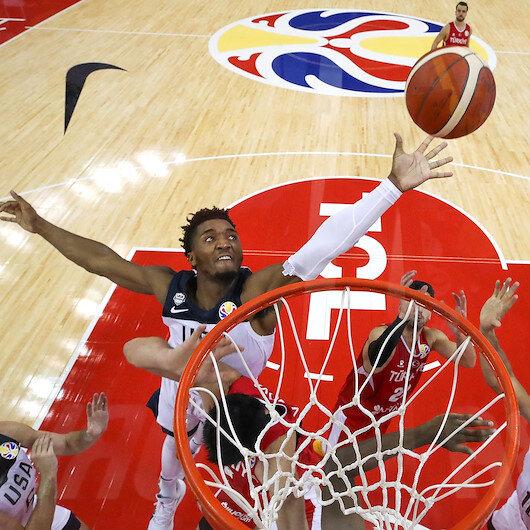 Basketball World Cup: USA beat Turkey 93-92 in overtime