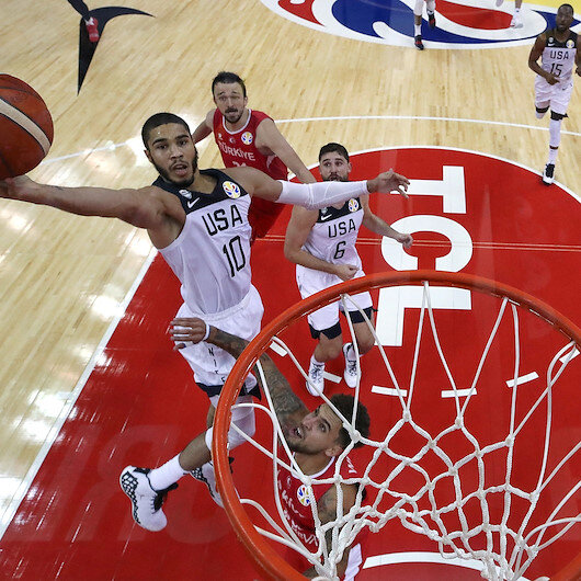 Turkey fails to make final 16 in basketball World Cup