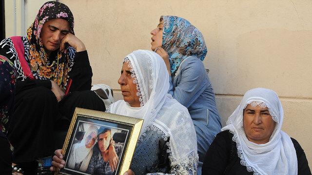 Oğlu kaçırılan annelere HDPli yetkili dil uzattı