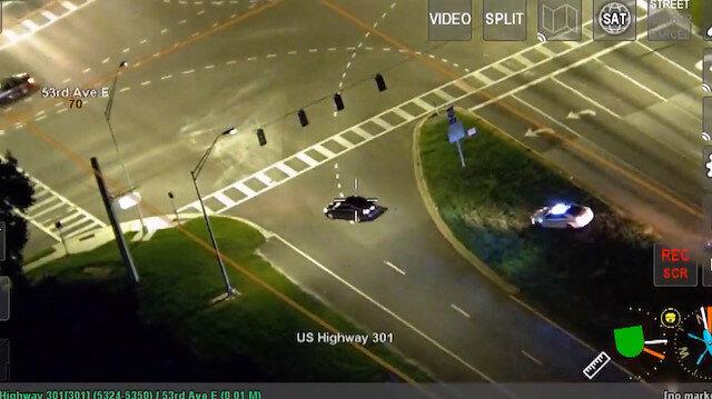 14 yaşındaki araba hırsızı ABDyi birbirine kattı