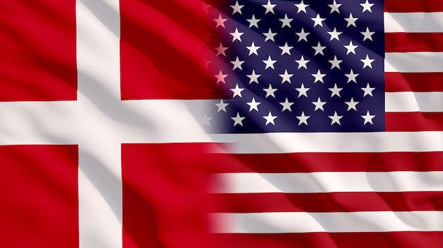ABD, Danimarka'nın Suriye'ye asker göndermesinden memnun.