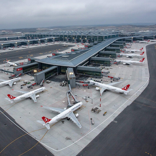 Istanbul Airport serves 30M passengers since opening