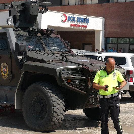 Mardin'de terör saldırısı: 1 polisimiz şehit oldu