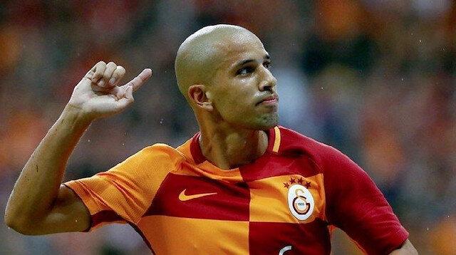 Feghouli bu sezon sarı-kırmızılı formayla çıktığı 3 maçta 1 asist kaydetti.