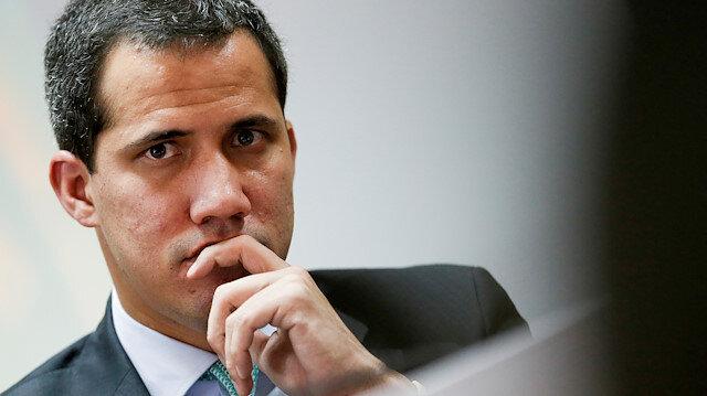 Venezuelan opposition leader Juan Guaido,