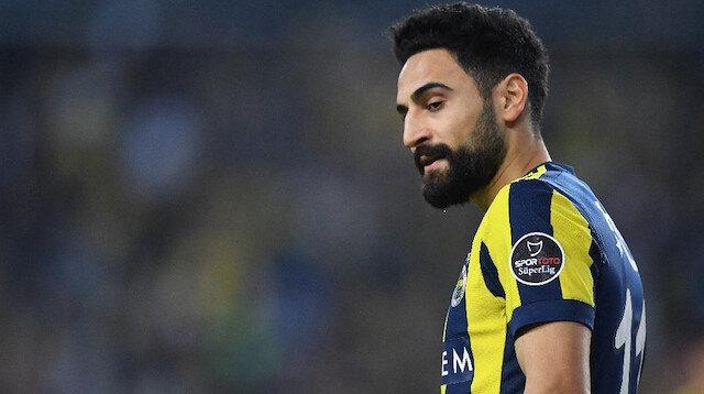 Mehmet Ekici, bu sezon sarı-lacivertli takımda forma şansı bulamadı.