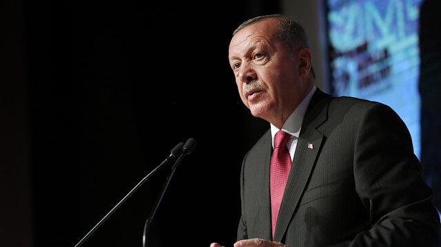 Erdoğanın sözleri salonu ayağa kaldırdı: Gassal dediler, Cumhurbaşkanı çıktı