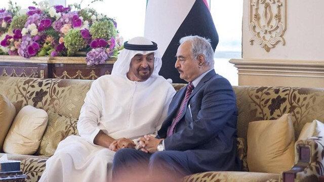 Libya'da meşru hükümetten 'BAE'ye tepki
