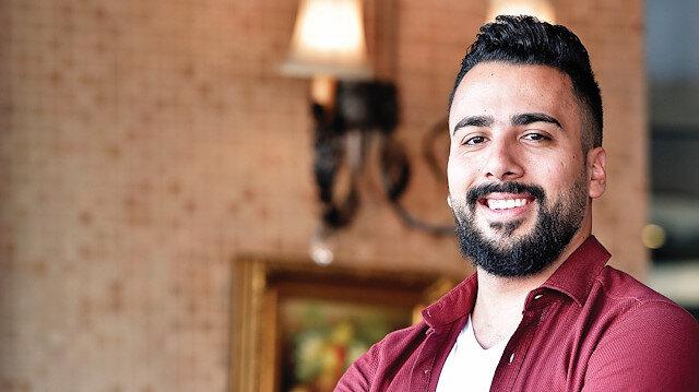 Kudüs Elia Film Festivali'nin direktörü Yusuf Elsalahi