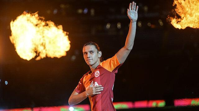 Sarı-kırmızılı kulüp, Taylan Antalyalı'nın da aralarında bulunduğu yeni transferlerine Türk Telekom Stadı'nda imza töreni düzenledi.