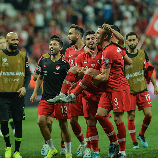 Football: Turkey beat Andorra 1-0 in EURO 2020 quals