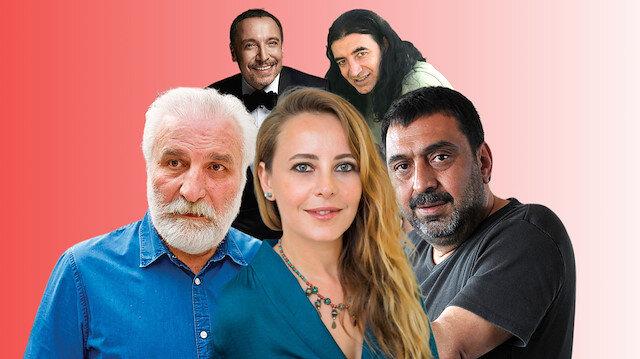 Hasan Kaçan, Cenk Eren, Viltan Atasever, Murat Kekili, Ahmet Yenilmez