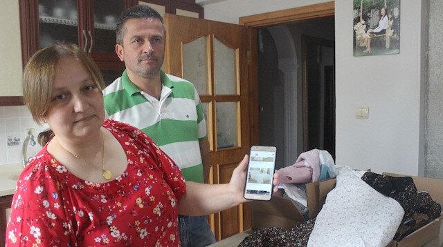 Ev hanımı Gülgün Türkyılmaz