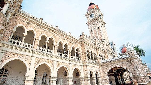 Geleneksel İslam mimarisi örneği