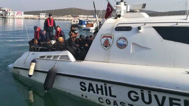 خفر السواحل التركية تنفي ادعاءات سوء التعامل مع مهاجرين غير نظاميين