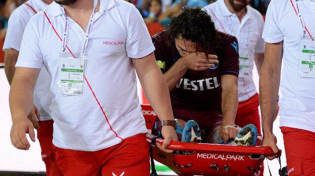 Abdülkadir Ömür, AEK maçının rövanşında sakatlanan milli futbolcu sakatlığı sebebiyle Ay-Yıldızlıların kadrosuna da davet edilemedi.