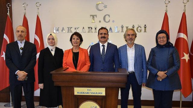Kültür ve Sanat Politikaları Kurulu Hakkari'de toplandı