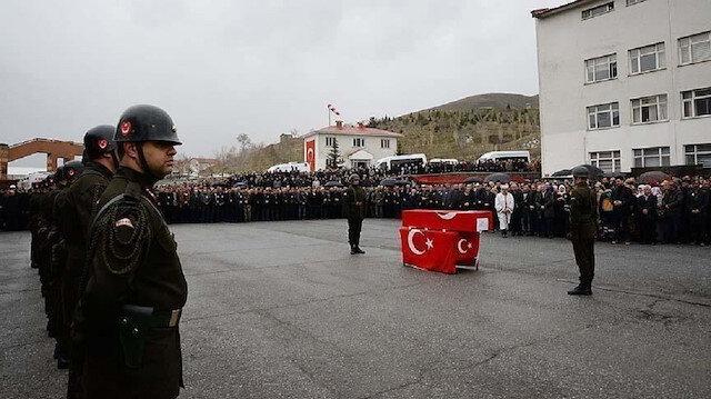 استشهاد جندي تركي إثر تفجير بعبوة ناسفة