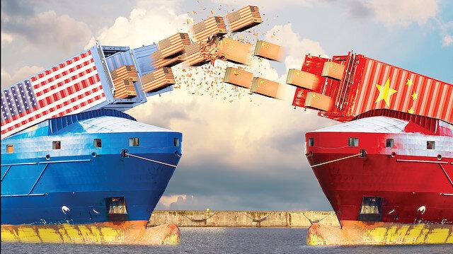 ABD'nin başlattığı ticaret savaşının temelinde, Çin'e yönelen küresel üretimin önünü kesmek amacı bulunuyor. Listenin başında ABD ve AB sanayi devleri var.