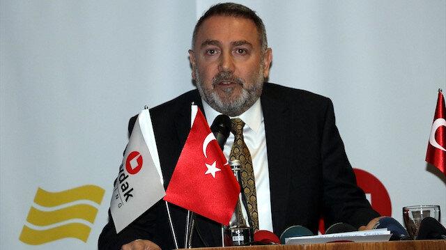 Boydak Holding Yönetim Kurulu Üyesi ve Üst Yöneticisi Alpaslan Baki Ertekin