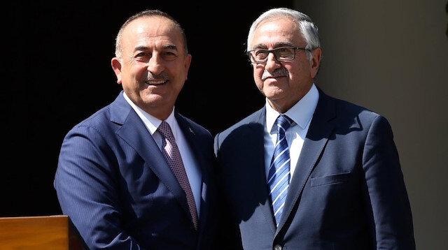 تشاووش أوغلو: المساواة السياسية في قبرص خط أحمر بالنسبة لتركيا