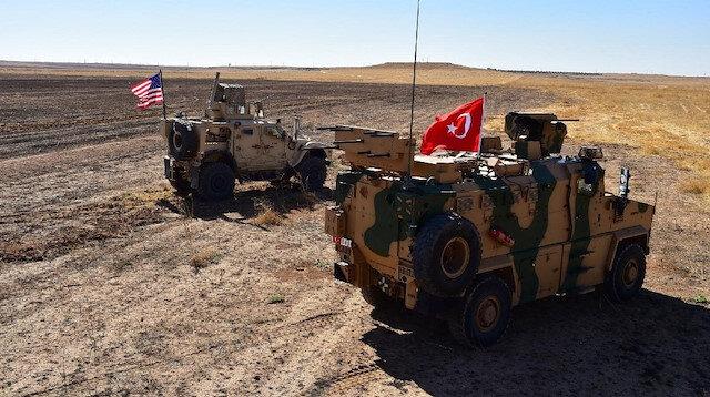 ABD ile Türkiye'den Fırat'ın doğusunda ortak devriye