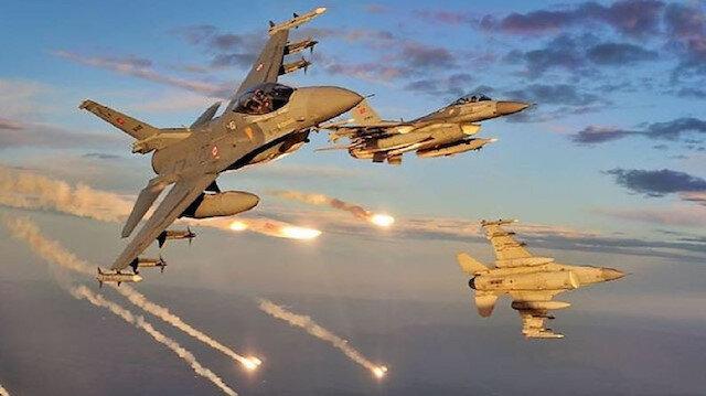 """الجيش التركي: تحييد اثنين من """"بي كا كا"""" في غارة جوية شمالي العراق"""