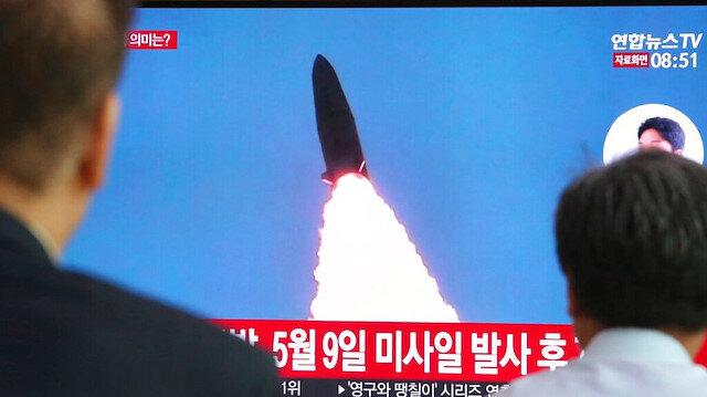 Kuzey Kore'nin nükleer füze denemesi
