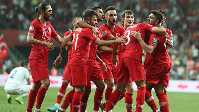 Ay-yıldızlı ekibimiz, Ozan Tufan'ın golüyle Andorra'yı 1-0 mağlup etmişti.