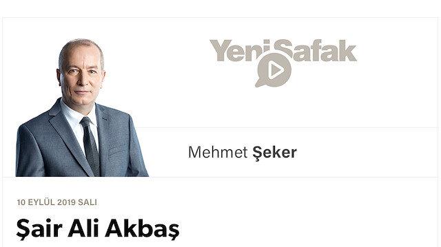 Şair Ali Akbaş