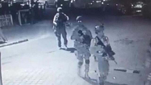 Suikast timine mühimmat veren cuntacı astsubay yakalandı