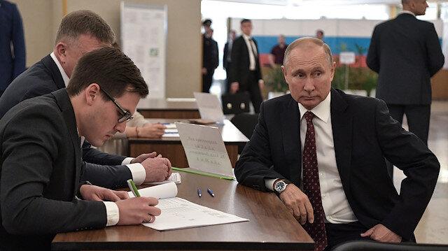Putin'in partisi yerel seçimlerde kan kaybetti.