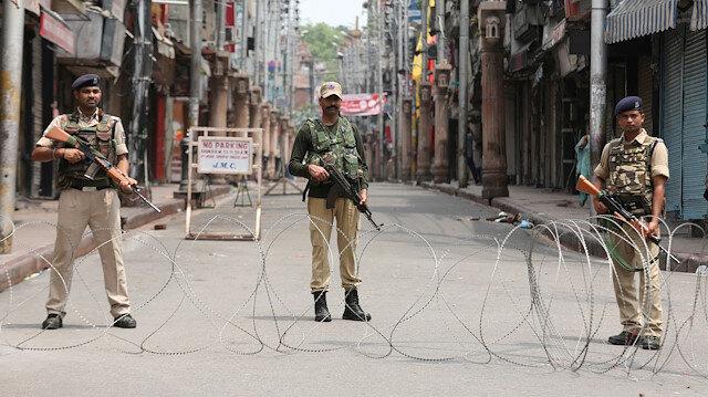 Hindistan'a Keşmir çağrısı: İnsan hakları ihlallerini durdur