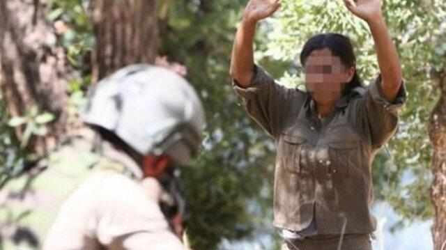 Teslim olan PKK'lı: Çocukları vaatle kandırıp uyuşturucuya alıştırıyorlar